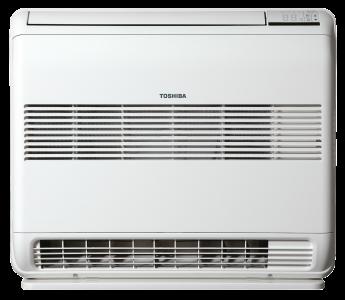 TOSHIBA parapetná jednotka/set 3,5 kW